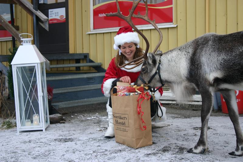 Ullis & Rudolf besöker Norråkers Handel