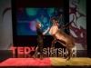 Ullis & Rudolf från Renranchen, föreläste på TEDx Östersund 2016