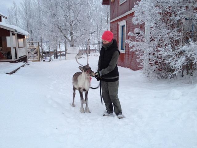 Rudolf ute