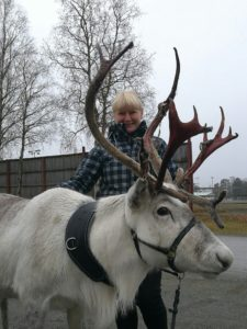Lena Sadelmakare och Frost