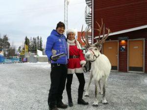 Jag, Frost och Martin Kjellerstedt