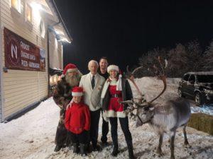 ICA-stig-Åre-event-ullis-rudolf-Björnänge-frusna-vägar-renar-reindeer