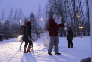 Tomten-renar-frost-jultomten-julen-event-renen-tomtemor-Frösön-julevent